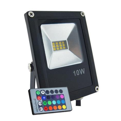LED reflektor RGB LED/10W/120-265V