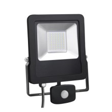 LED Reflektor so senzorom LED/10W/220-240V 4500K IP65