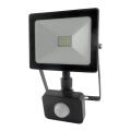 LED Reflektor so senzorom LED/10W/230V IP64 800lm 4200K