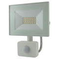 LED Reflektor so senzorom LED/20W/230V IP64 1600lm 4200K