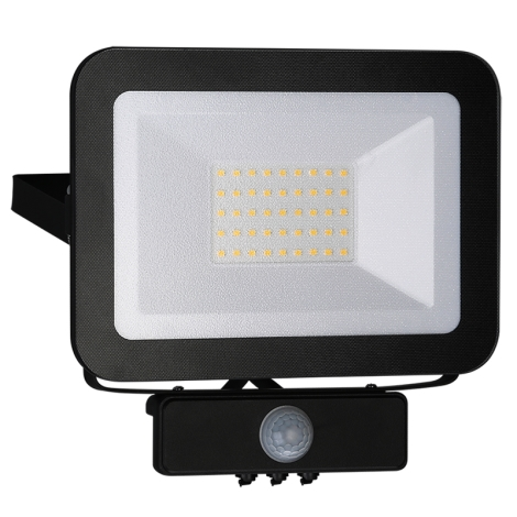 LED Reflektor so senzorom LED/30W/230V IP65