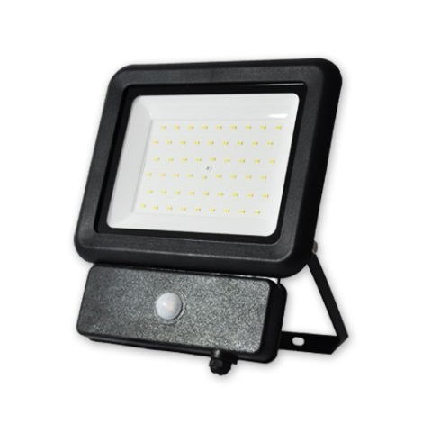 LED Reflektor so senzorom MISTRAL R LED/50W/230V IP65 4000K