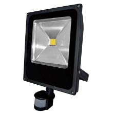 LED Reflektor so senzorom pohybu DAISY LED/50W/230V IP44