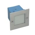 LED schodiskové svietidlo TAXI LED/0,6W/230V IP54