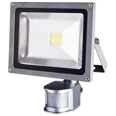 LED senzorový reflektor TOMI MCOB/20W - GXLS055