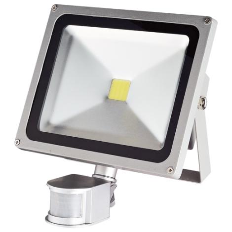 LED senzorový reflektor TOMI MCOB/30W - GXLS056