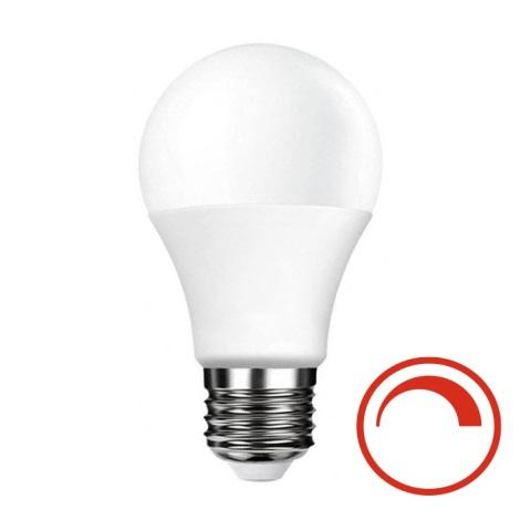 LED Stmievateľná žiarovka A60 E27/9W/230V 2700K