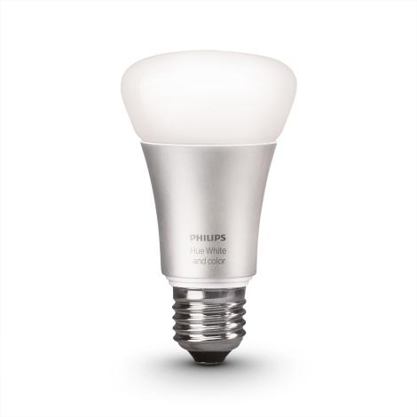 LED Stmievateľná žiarovka HUE SINGLE BULB 1xE27/10W - Philips 8718696461655
