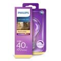 LED Stmievateľná žiarovka VINTAGE Philips E27/5,5W/230V 2700K