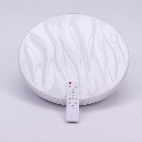 LED Stmievateľné stropné svietidlo 1xLED/40W/230V + diaľkové ovládanie