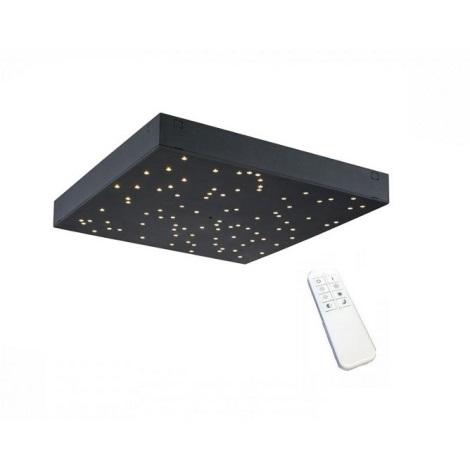 LED Stmievateľné stropné svietidlo 1xLED/8W/230V + diaľkové ovládanie