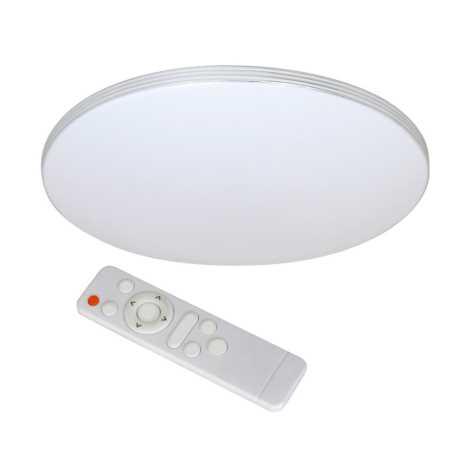 LED stmievateľné stropné svietidlo s diaľkovým ovládačom SIENA LED/30W/230V