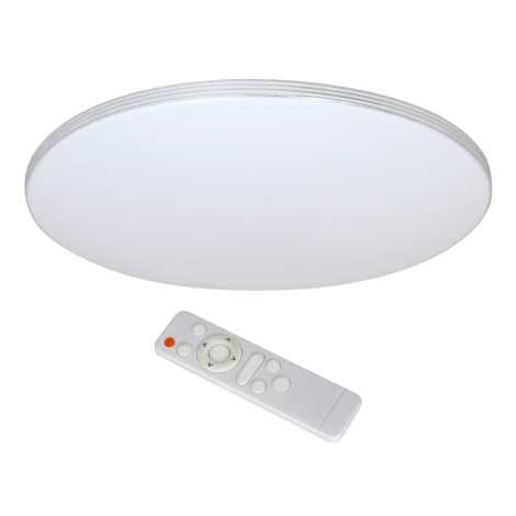 LED stmievateľné stropné svietidlo s diaľkovým ovládačom SIENA LED/72W/230V