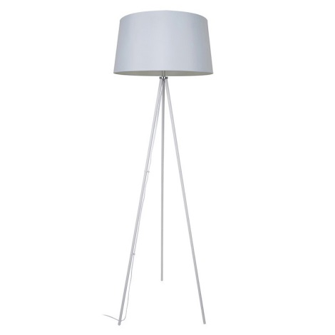 LED Stojacia lampa 1xE27/10W/230V biela 145cm