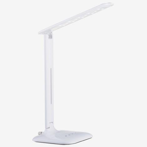 LED stolná lampa LED/2,9W/230V šedá