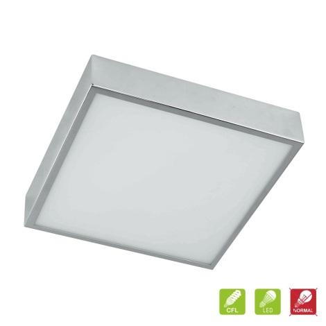 LED stropné kúpeľňové svietidlo FALCON 1xLED/18W/230V chróm