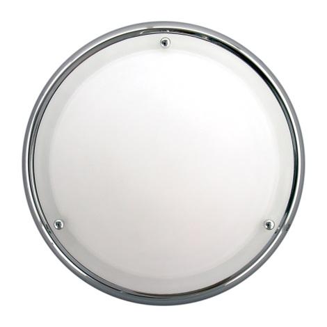 LED stropné kúpeľňové svietidlo NEPTUN 1xLED/12W/230V chróm