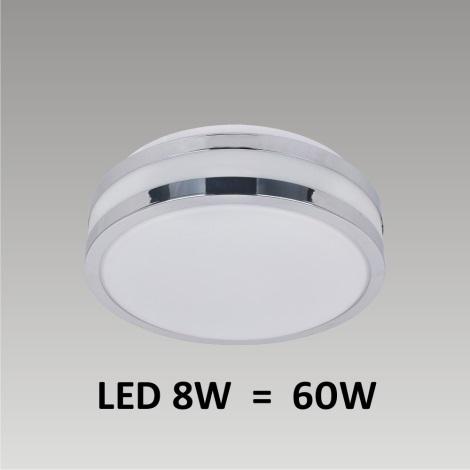 LED Stropné kúpeľňové svietidlo NORD 1xLED/8W