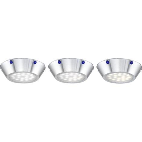 LED Stropné svietidlo DOWN LIGHTS 3,6 W/9,2V