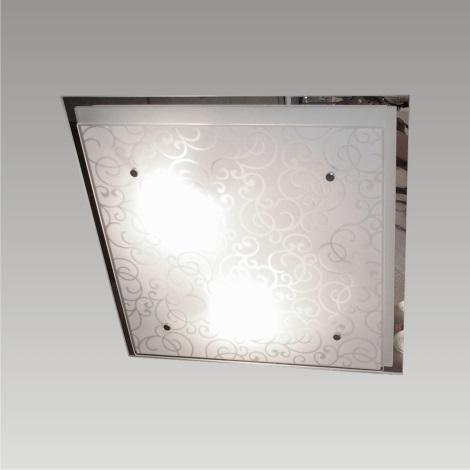 LED stropné svietidlo IKAROS 1xLED/12W/230V chróm