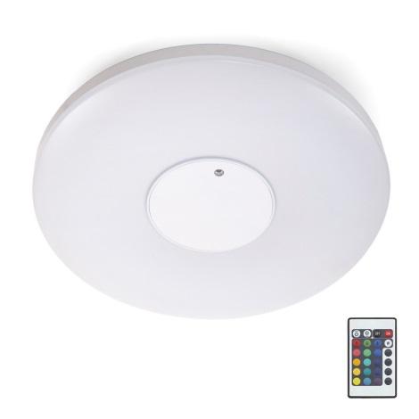 LED stropné svietidlo LED-RGB/30W/230V
