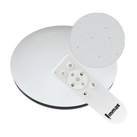 LED Stropné svietidlo s diaľkovým ovládačom LED/42W/230V 40 cm