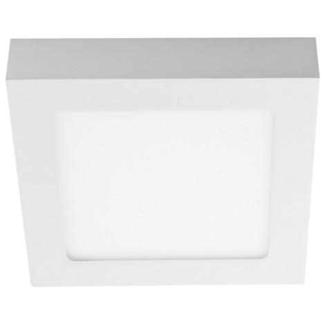 LED svietidlo LED90 FENIX - S silver 18W studená biela - GXDW039
