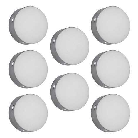 LED svietidlo MINISTAR 4xLED/0,007W