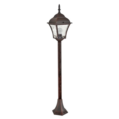 LED Vonkajšia lampa PARIS 2 1xE27/4,9W/230V
