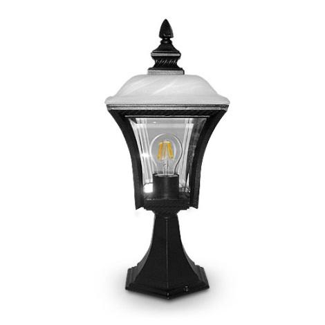 LED Vonkajšia lampa VITRA 1xE27/7W/230V 450 mm