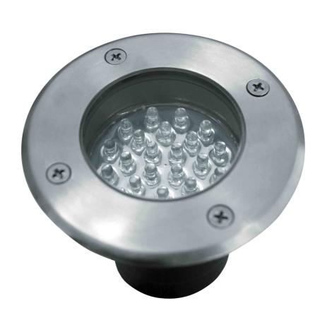 LED Vonkajšie nájazdové svietidlo MILANO LED B LED/IP67/2W