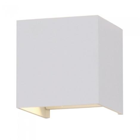LED Vonkajšie nástenné svietidlo 1xLED/12W/230V IP54