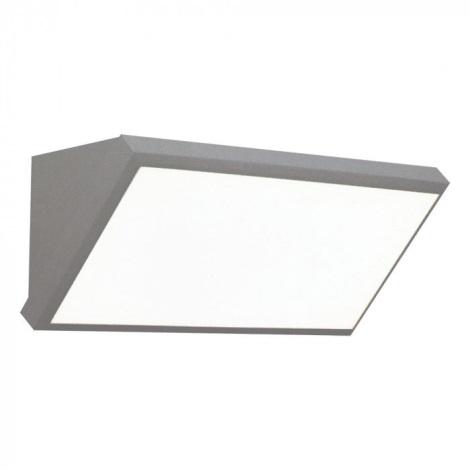 LED Vonkajšie nástenné svietidlo 1xLED/12W/230V IP65 4000K