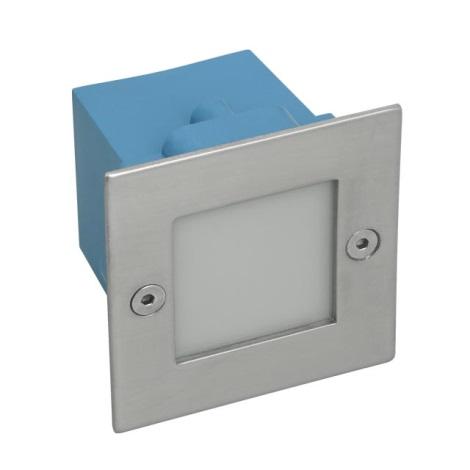LED Vonkajšie schodiskové svietidlo TAXI LED/1,5W/230V IP54