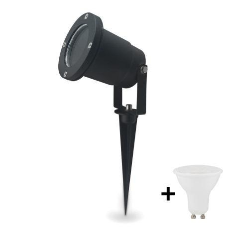 LED Vonkajšie svietidlo BLAKE 2 GU10/4W/230V