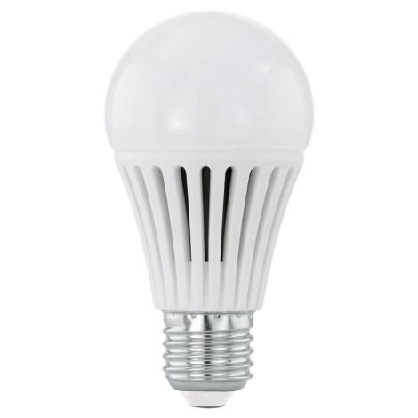 LED žiarovka 1xE27/9W kulatá/220-240V