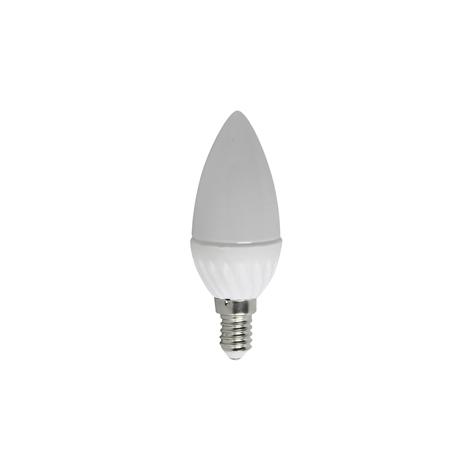 LED žiarovka E14/3,5W teplá biela