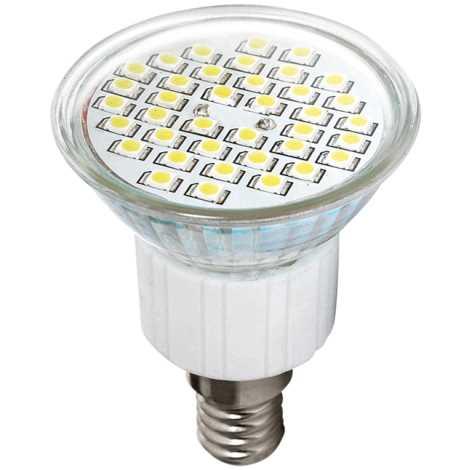 LED žiarovka E14/4W LED/230V 400lm teplá biela GXLZ107