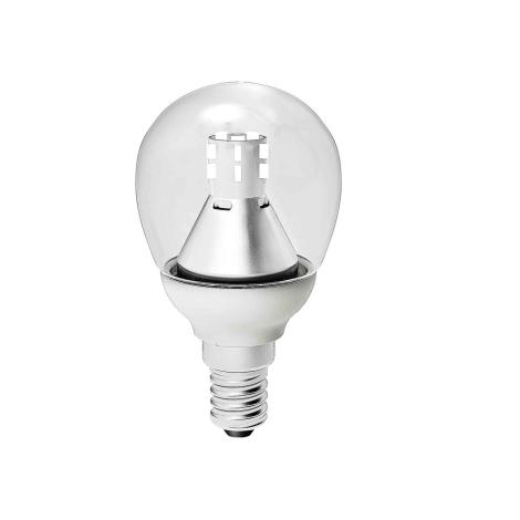 LED Žiarovka E14/4W LQ CRYSTAL G45