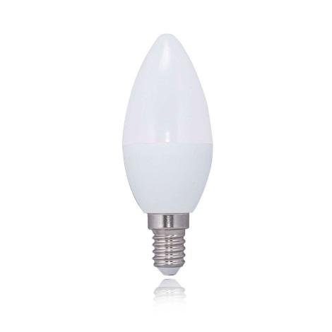 LED žiarovka E14/5,5W/230V sviečka