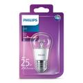LED žiarovka E27/4W/230V 2700K - Philips