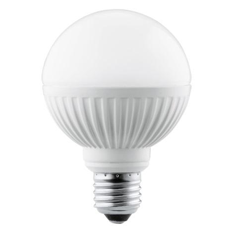 LED žiarovka E27/8W 3000K GLOBE