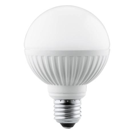 LED žiarovka E27/9W 3000K GLOBE stmievateľná