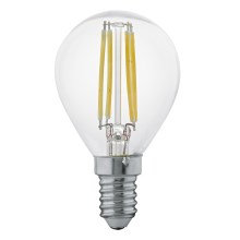 LED žiarovka FILAMENT CLEAR E14/4W/230V - Eglo 11499
