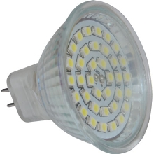 LED žiarovka LED36 SMD MR16/4W/12V WW