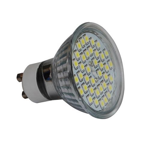 LED žiarovka LED38 SMD GU10/4W/230V CW