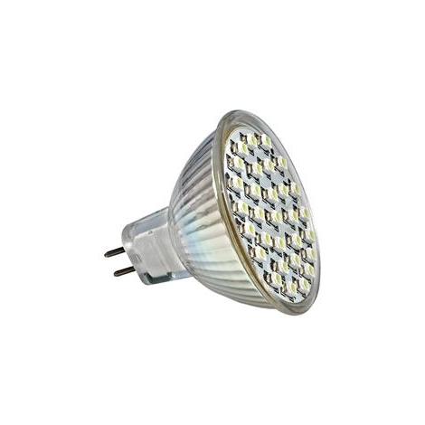 LED žiarovka LED60 SMD MR16/4W studená biela