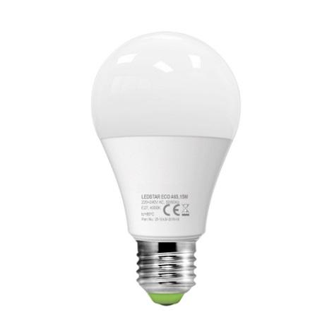LED Žiarovka LEDSTAR A65 E27/15W/230V 3000K