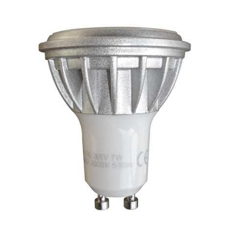 LED žiarovka Luxera 75207 - 1xGU10/7W/230V - 4000K