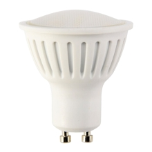 LED žiarovka MILK LED GU10/9W/230V 6000K - Greenlux GXLZ238